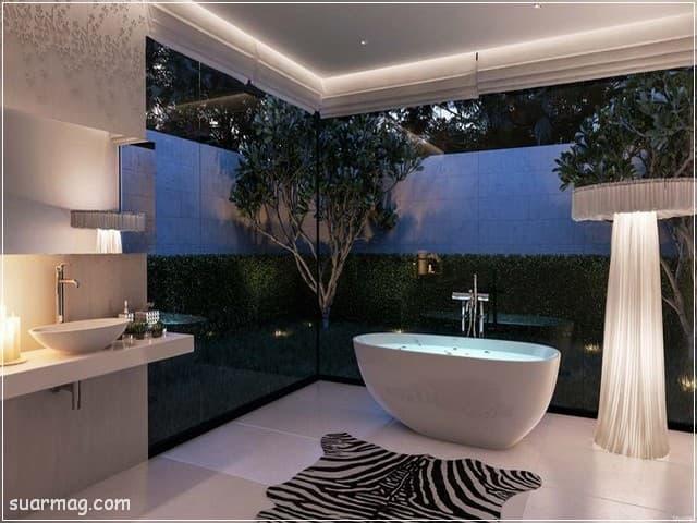 صور حمامات - حمامات مودرن 9 | Bathroom Photos - Modern Bathrooms 9