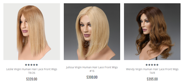 Lilyhair Lace Front Wigs