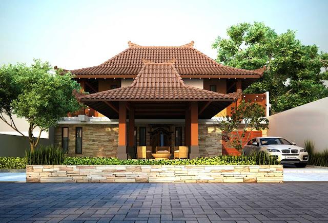 Desain Rumah Klasik Terbaik Sekaligus Nyaman