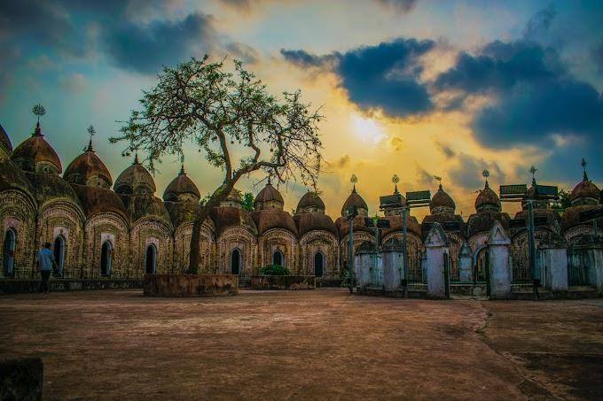 Kalna 108 Shiv temple