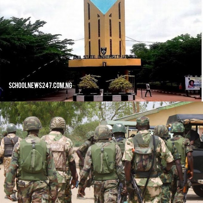 ABSU: Closed Door Meeting Between the SUG and Officers Of Nigerian Army