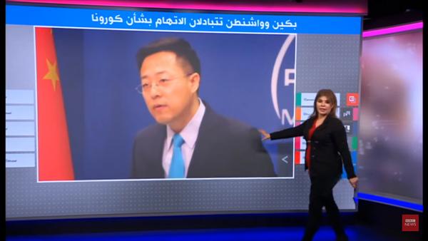 بيكين وواشنطن تتبادلان الإتهام بشأن كورونا Video Corona USA vs China