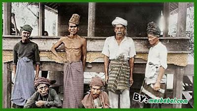 Beberapa contoh pantangan yang berlaku di masyarakat Aceh