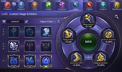 Emblem terbaik silvanna