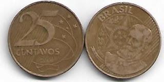 25 centavos, 2000
