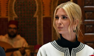 Ivanka Trump in huge Twitter storm as Donald Trump claims daughter created 14m jobs