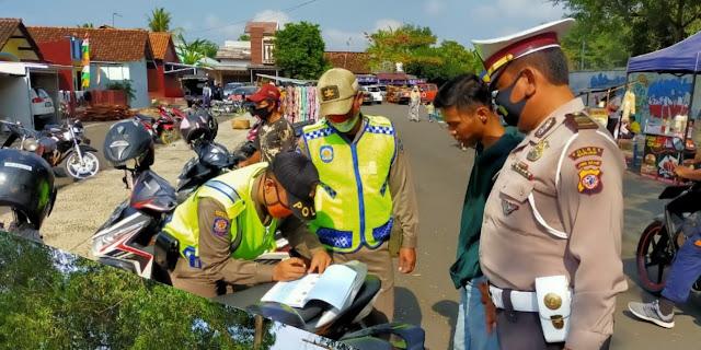 Pemerintah Kota Banjar Tindak Bagi Pelanggar Protokol Kesehatan