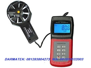 Jual Dekko AM-4836V Digital Anemometer