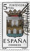 Selo Brasão de Pontevedra