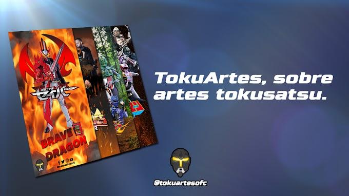 Tudo sobre o TokuArtes, estúdio de artes tokusatsu.