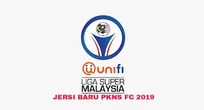 Gambar Rekaan dan Harga Jersi Baru PKNS FC 2019
