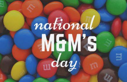National M&M Day Wishes for Whatsapp