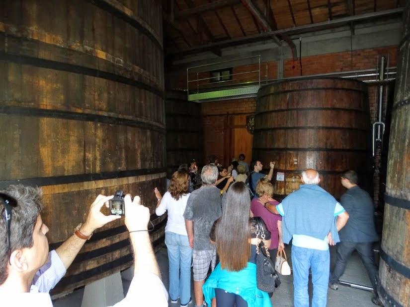 Vinícolas do Rio Grande do Sul: Tour na Vinícola Miolo