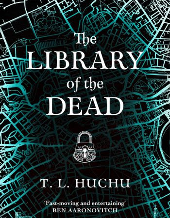Book Review | The Library of the Dead by T L Huchu