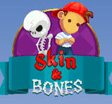 Join Skin and Bones as they journey across the land of the living and the dead! #HalloweenGames #SpookyGames #HalloweenFunGames