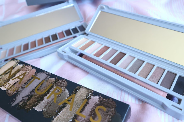 Aldi-lacura-eyeshadow-palettes-review