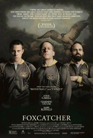 Foxcatcher [2014] [DVD FULL] [NTSC] [Latino]