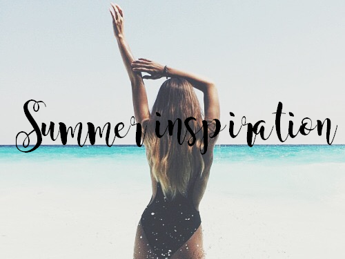 Summer inspiration | WeHeartIt