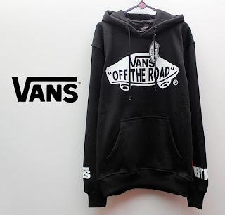 sweater merk vans