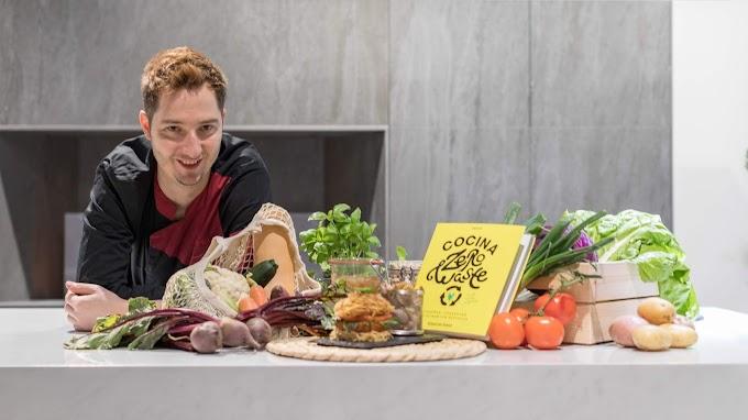 """Llega la Cocina """"ZERO WASTE"""" con Sebastian Simon"""