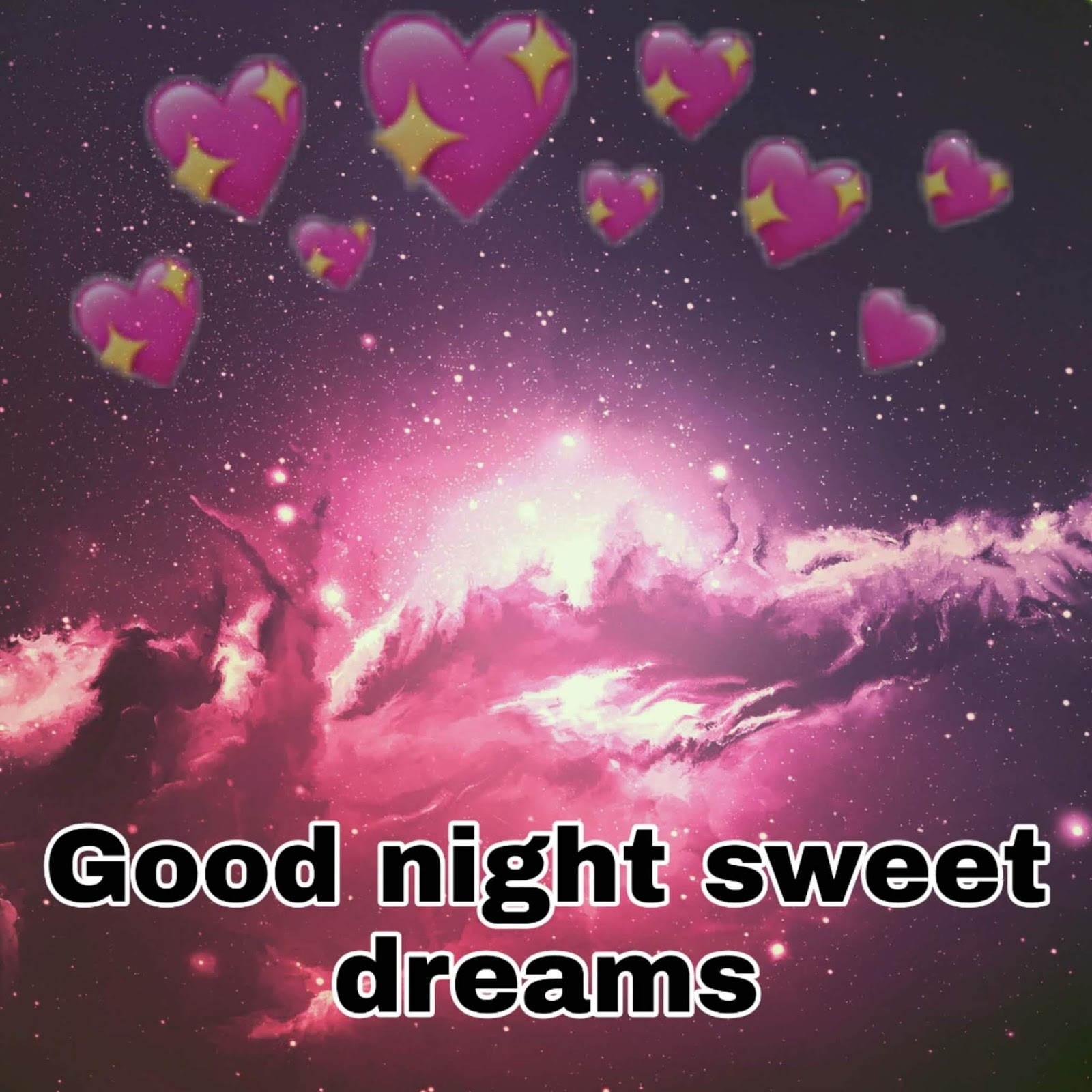 Cute Good Night Image For love