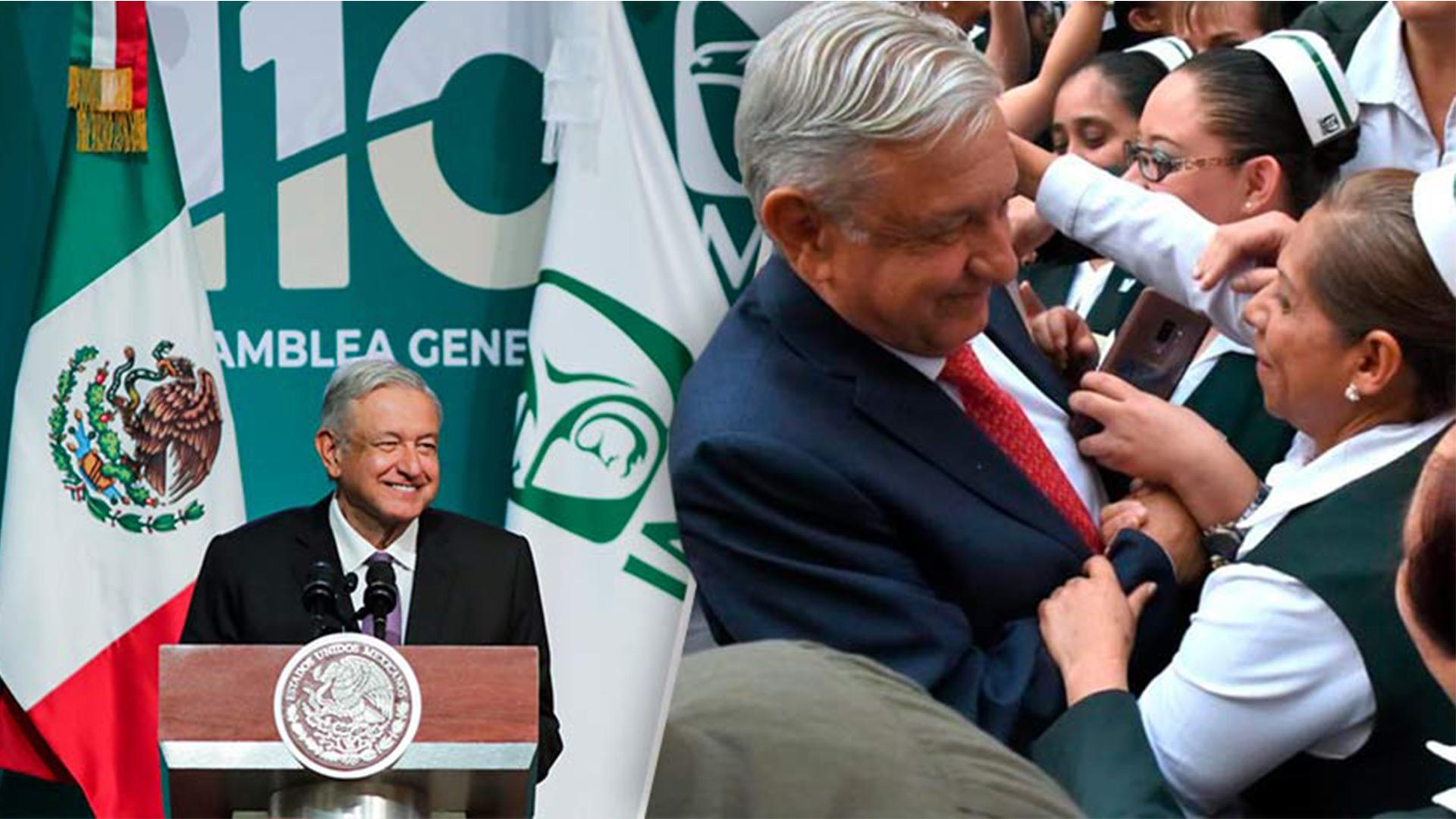 AMLO anuncia el doble de becas a médicos y decreto para hacer legal 'Día del Médico'