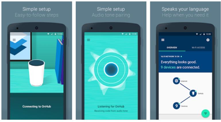 APK] Download Google OnHub app For android [Direct link]