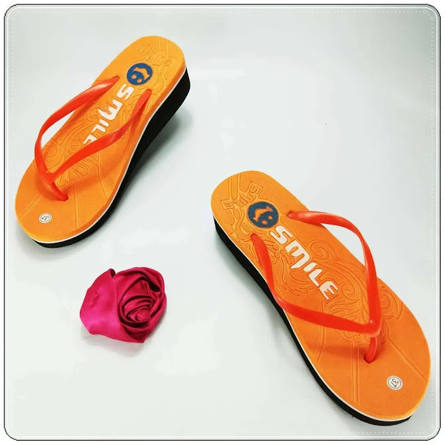 Termurah Se- DUNIA   Wedges Sandal Pres Jely BJG