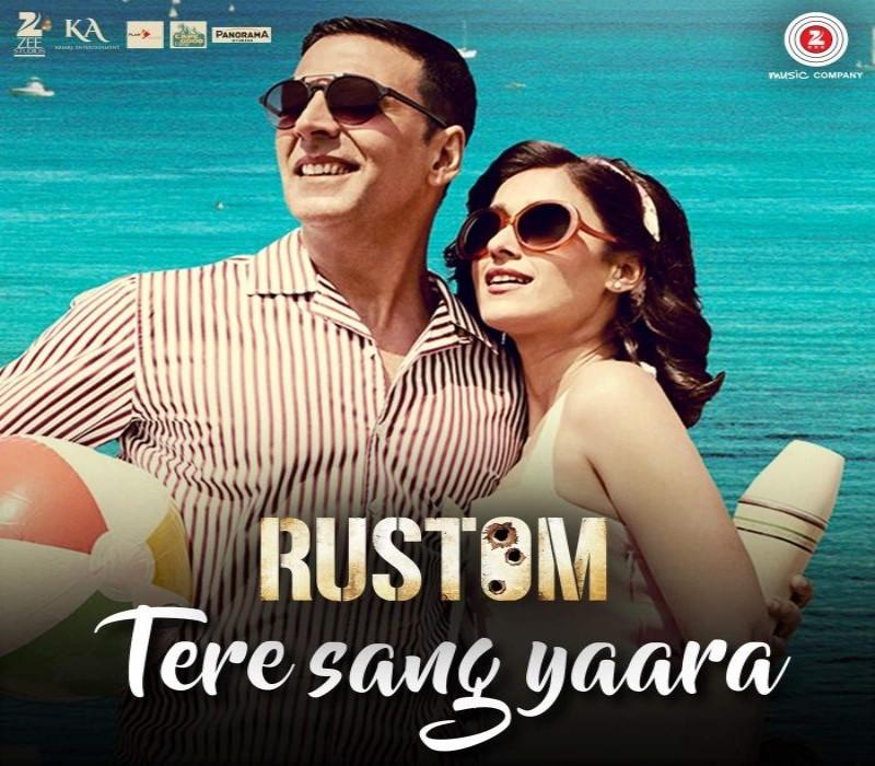 Tere Sang Yaar Lyrics Translational from Rustom