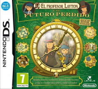 Rom Professor Layton and the Unwound Future NDS