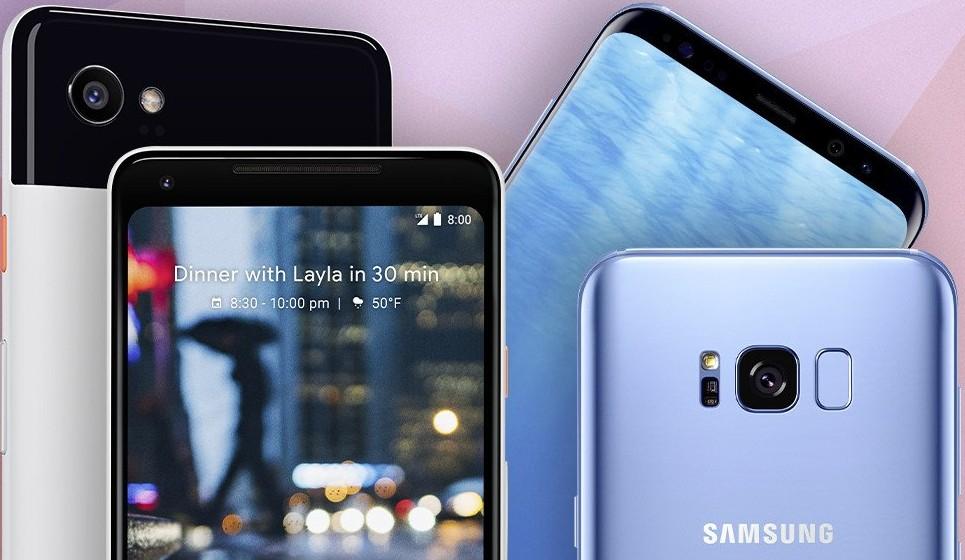 Finto regalo Galaxy S8 da parte di Google? È una truffa bufala