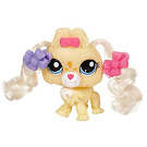 Littlest Pet Shop 3-pack Scenery Lhasa Apso (#2638) Pet