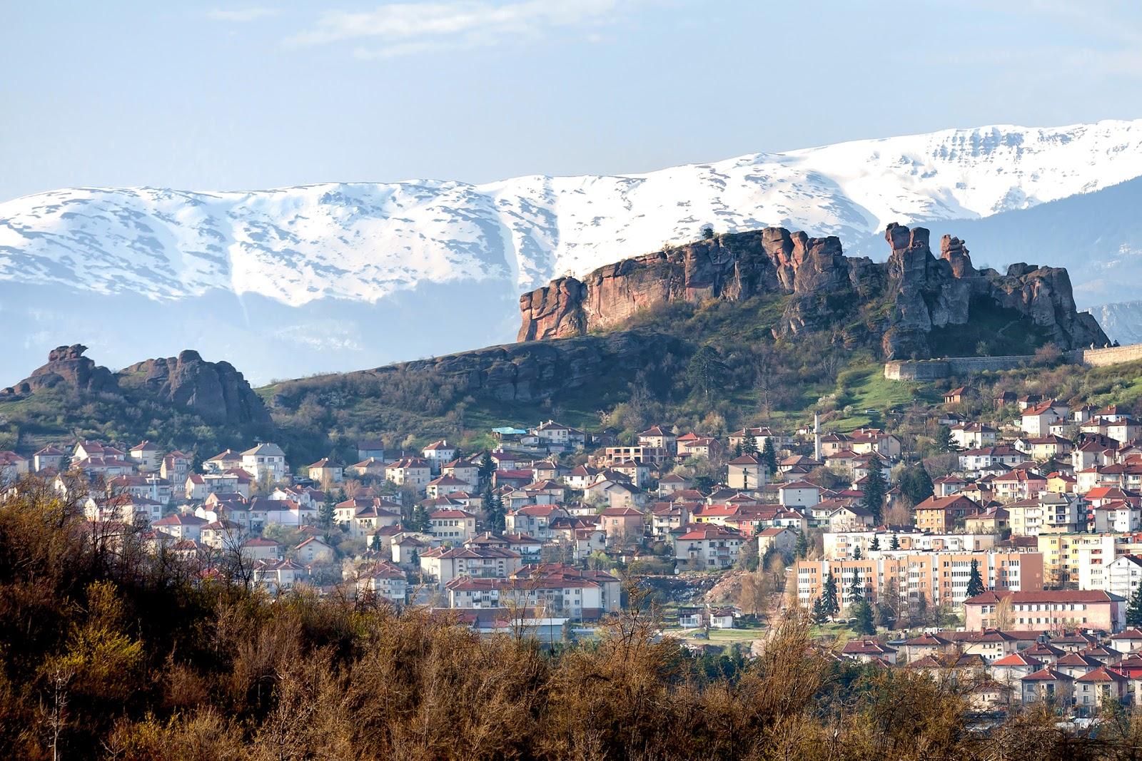 Bułgaria - Belogradchik