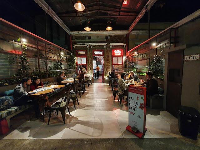 Blog Apaixonados por Viagens - Tutto Nhoque Jardim Botânico - Onde comer no Rio