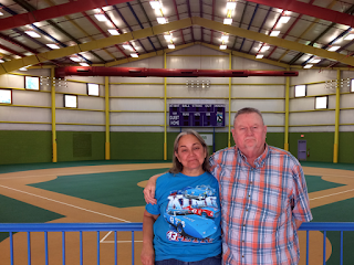 z & Paul Smith (Victory Junction – Indoor Sports Field)