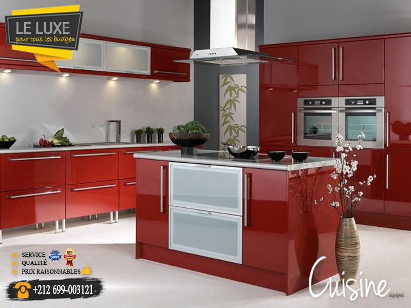 Cuisine équipée design et moderne ou sur mesure | Hay Riad Agdal ...