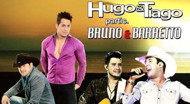 Hugo e Tiago - Quem é o Caipira Agora  Part. Bruno e Barretto