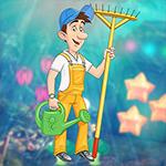 G4K Joyful Gardener Escape