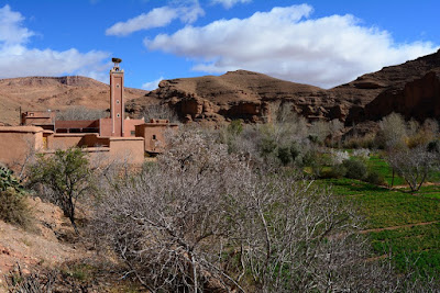 vallée Dadès Maroc