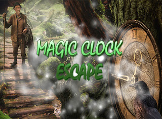 Magic Clock Escape Juego