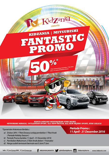 Promo Kidzania 11 April – 31 Desember 2016