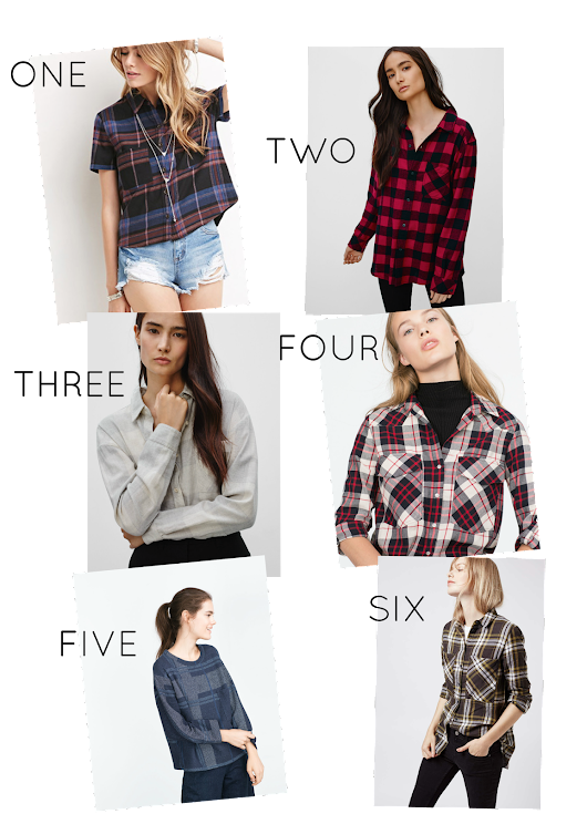 Plaid is Rad! - Fall Favourite! ~ The Styled Child