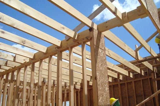 ¿Cómo hacer estructuras con madera?
