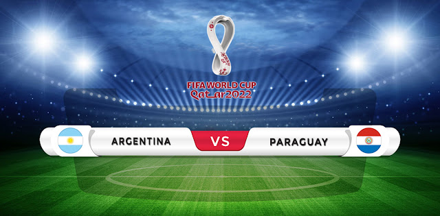 Argentina vs Paraguay Prediction & Match Preview