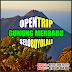 Open Trip Pendakian Gunung Merbabu Via Selo Boyolali Jawa Tengah 2H1M