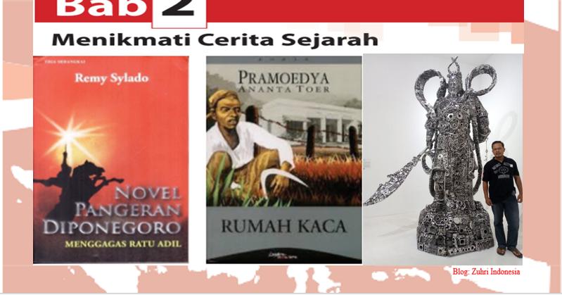 Soal Soal Teks Cerita Sejarah Novel Sejarah Pilihan Ganda Dan Uraian Disertai Zuhri Indonesia