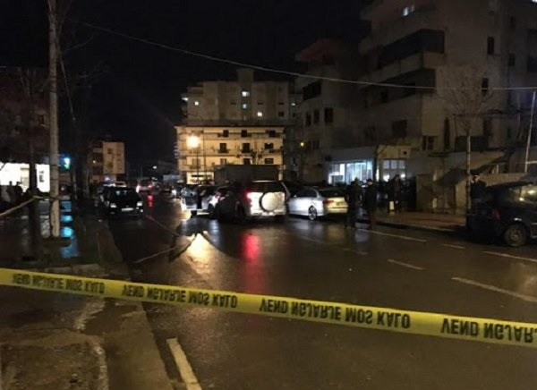 Two killed in Durres, shot by a moving car