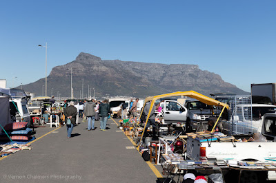 Milnerton Flea Market Travel Distances to / from Self-Catering Apartment, Milnerton