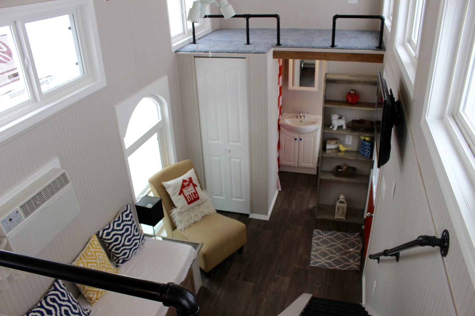 Tiny House Town The Mini Mansion Relax Shack 273 Sq Ft