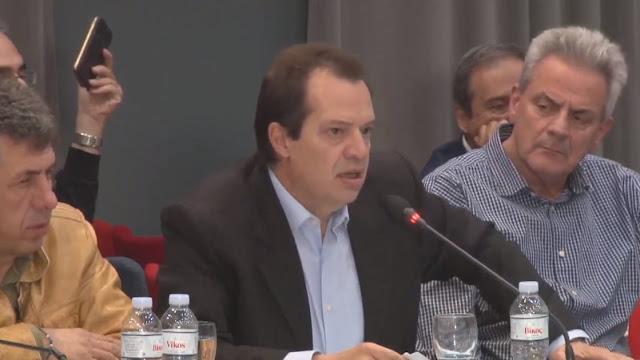 """Γ. Δέδες: Το ΠΕΣΥ Πελοποννήσου ζητά την ανάκληση των τροπολογιών που αλλοιώνουν τον """"Κλεισθένη"""""""